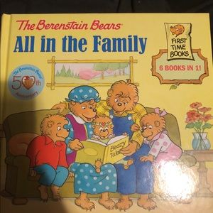 Other - Bernstain bears book